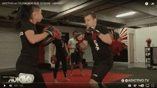 U.M.A. Brooklyn – New York Mixed Martial Arts Facility on TELEMUNDO